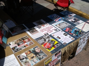 HUMAN TRAFFICKING TABLE