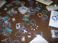 bracelet and jewelry making